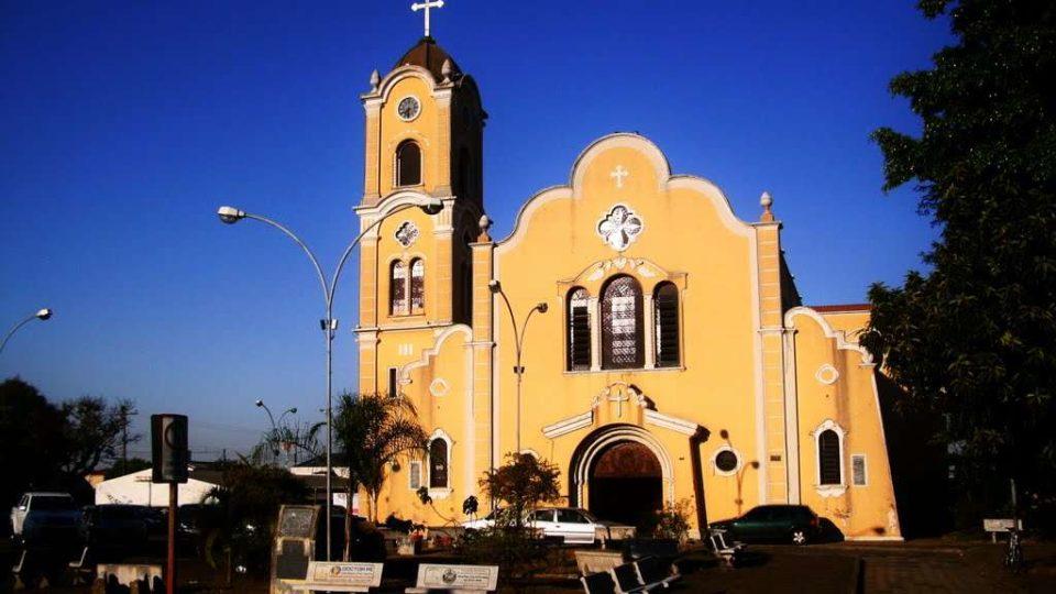 Paróquia Santo Antônio de Pádua