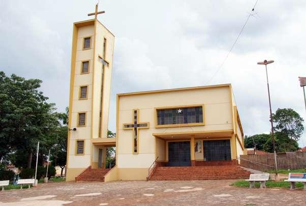Paróquia Santo Antônio de Pádua e São Vicente de Paulo