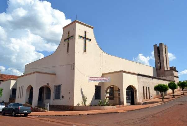 Paróquia Santa Helena e Santo Cura D'Ars