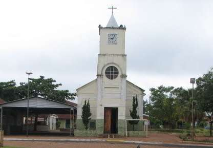 Paróquia São Sebastião