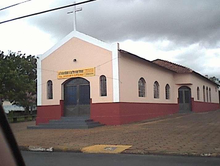 Paróquia Santa Ângela de Mérici