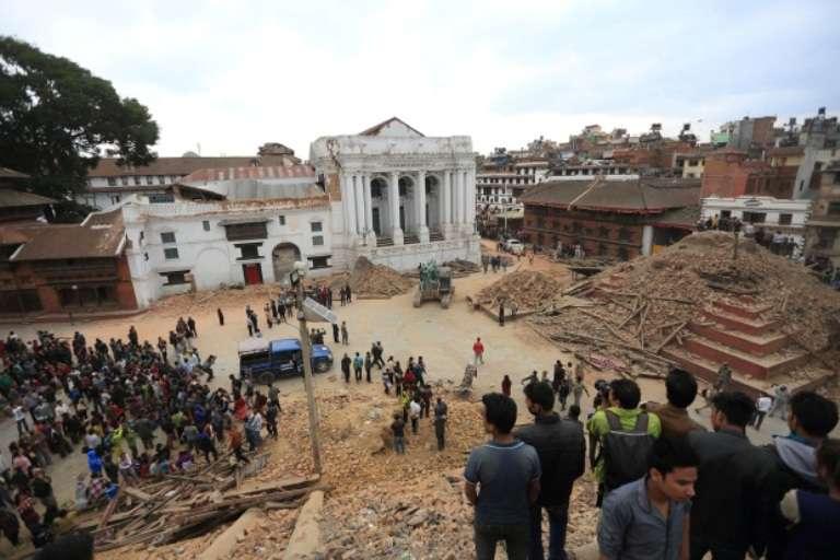 Cáritas dá suporte a pessoas atingidas por terremoto no Nepal