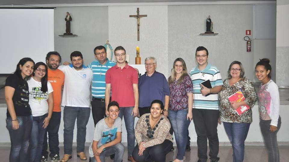 Em Itápolis, Região Pastoral 9 estuda Documento 100 da CNBB