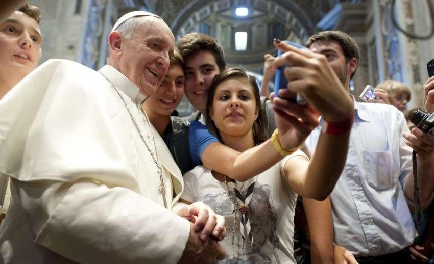 Igreja celebra 49º Dia Mundial das Comunicações Sociais