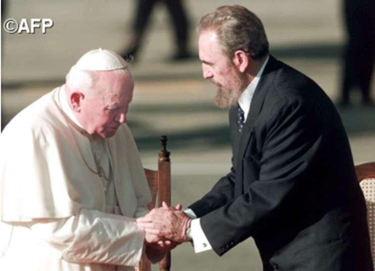 Livro de Jorge Mário Bergoglio sobre as relações entre Cuba e EUA