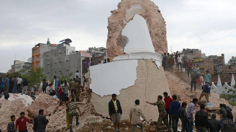 Cáritas Brasileira e CNBB articulam campanha de ajuda ao Nepal