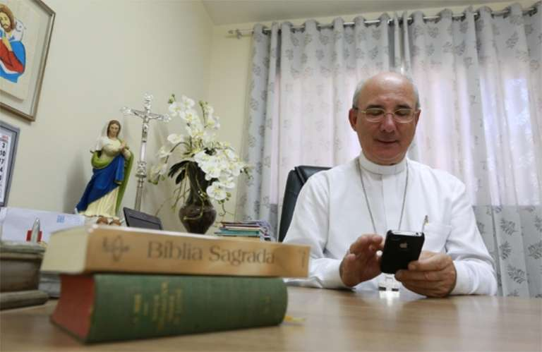 Dom Pedro Cipolini é nomeado bispo da Diocese de Santo André