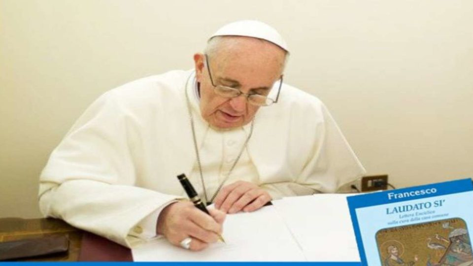 Nova Encíclica do papa Francisco pede conversão ecológica