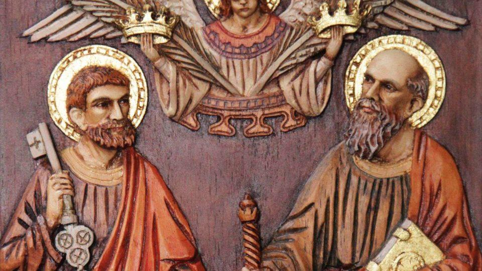 O Testemunho dos Apóstolos Pedro e Paulo