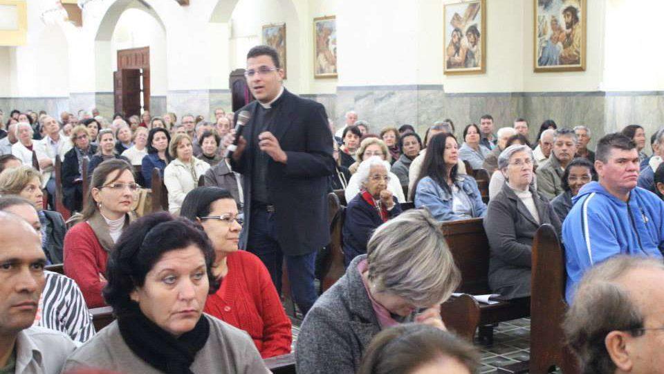 Aconteceu: Encontro com os Ministros da Eucaristia de Araraquara