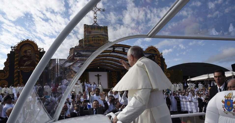 A presença profética do Papa Francisco na América Latina