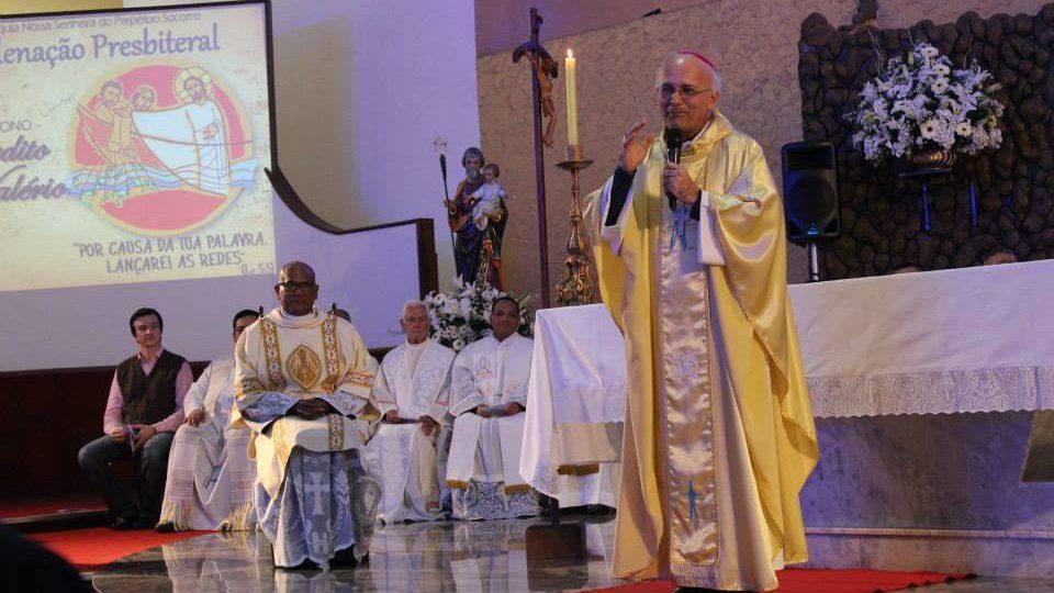 Ordenação Presbiteral do Diácono Benedito Valério, NDS