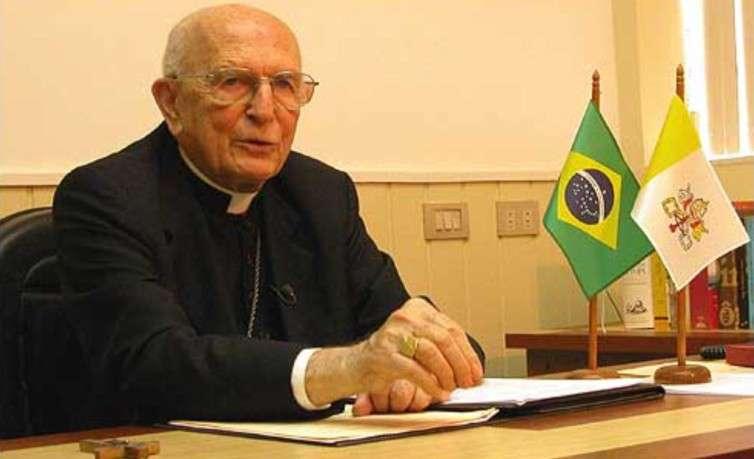Missa no Vaticano recorda 3 anos da morte de Dom Eugênio Sales