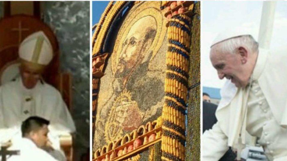 Veja os destaques da viagem do Papa na América Latina