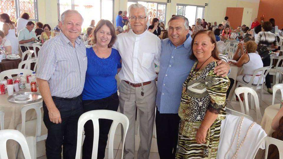 Aconteceu: comemoração do aniversário natalício do padre Lemos