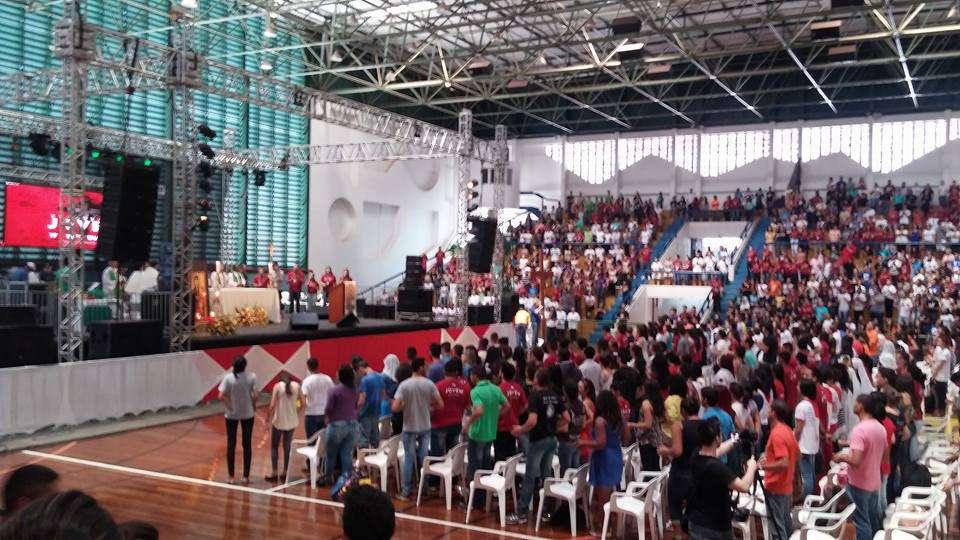 Três mil jovens participaram de Congresso da Juventude no DF