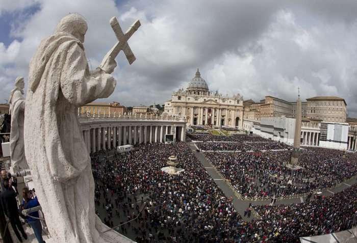 Anuário Estatístico da Igreja apresenta ação da Igreja no mundo