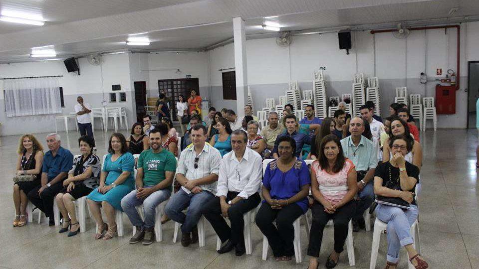 Formatura da Escola de Formação de Agentes de Pastoral da Diocese de São Carlos