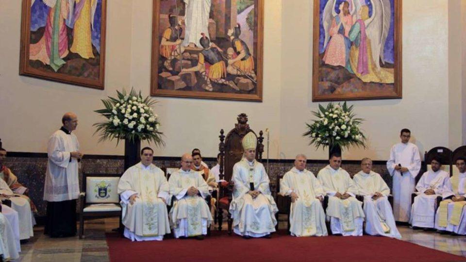 Missa de Apresentação de Dom Airton, Administrador Apostólico da Diocese de São Carlos