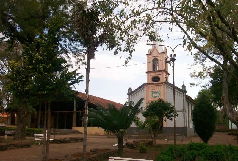 Paróquia São Sebastião e Santa Efigênia