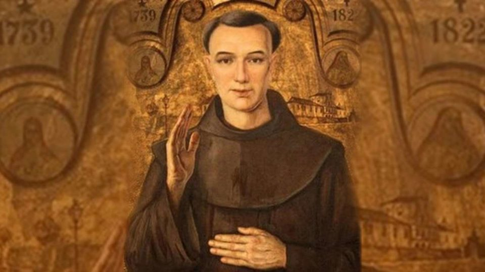 Igreja recorda os 9 anos de canonização de Frei Galvão
