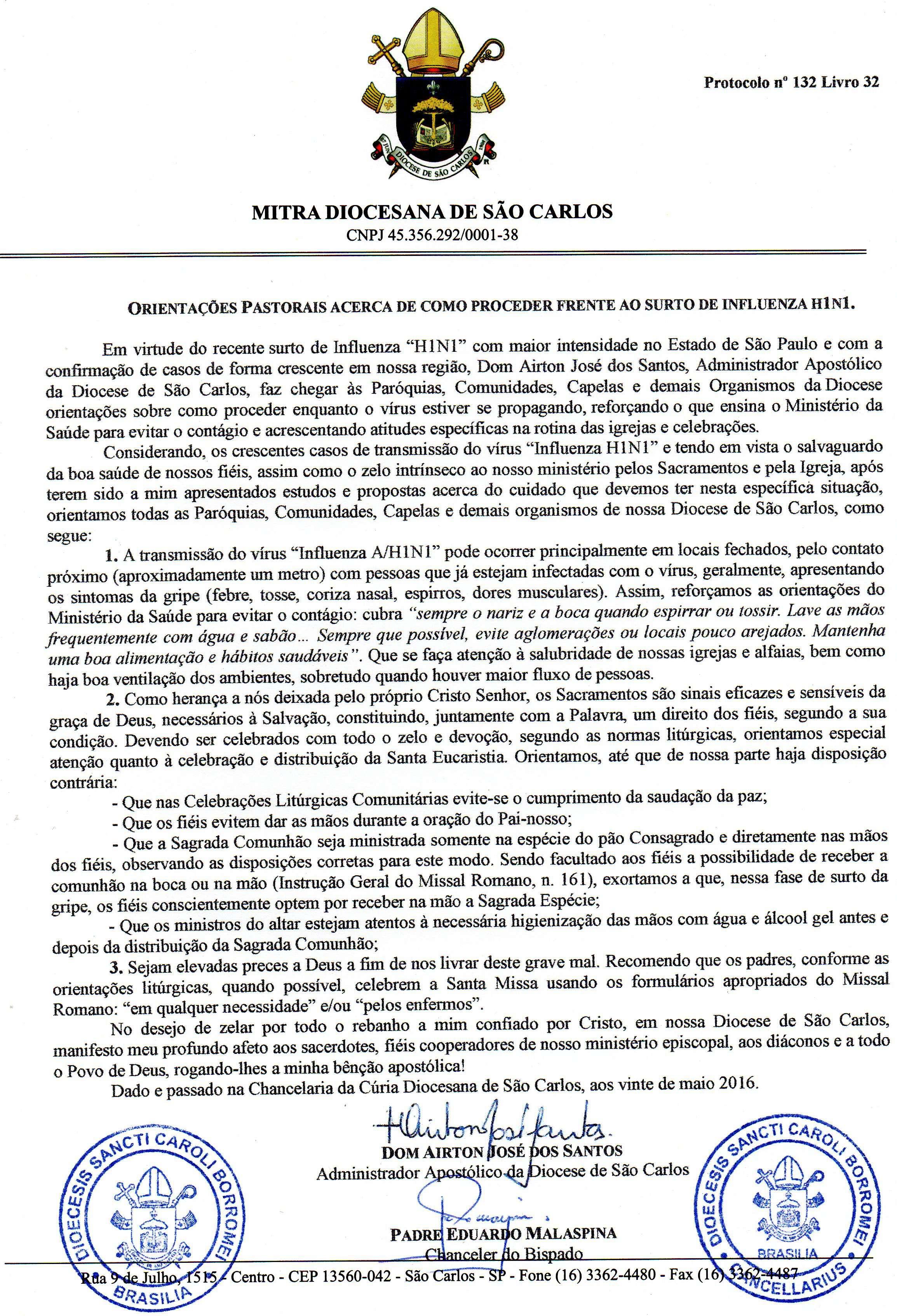 Protocolo130