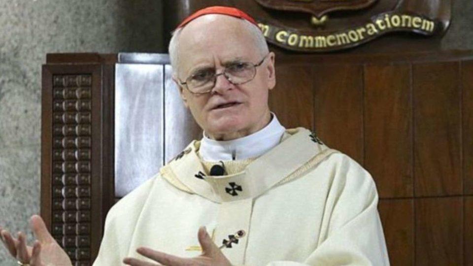 Pronunciamento do Cardeal de São Paulo