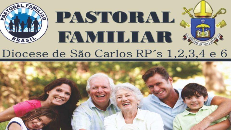 Encontro da Pastoral Familiar em São Carlos