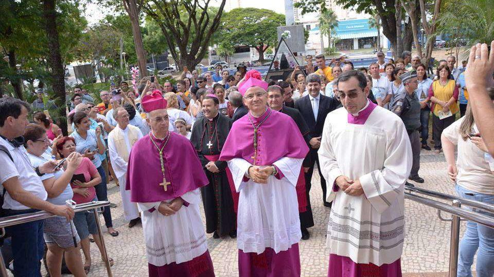 Missa de Criação da Diocese de Votuporanga e posse canônica de Dom Moacir