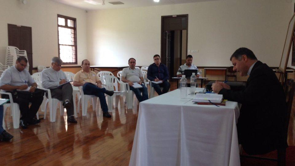 Reunião de Coordenadores das Regiões Pastorais