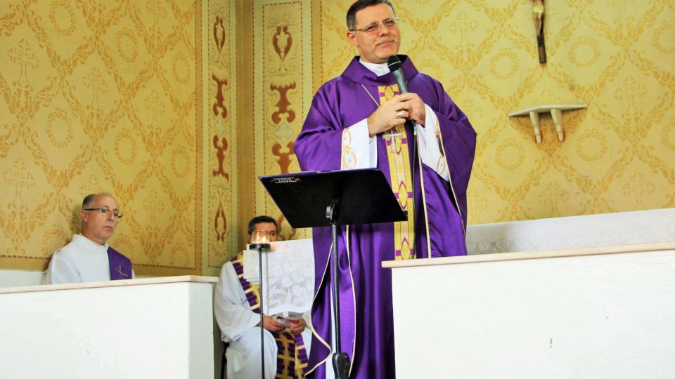 Diocese comemora 24 anos de Ordenação Presbiteal de Dom Paulo Cezar