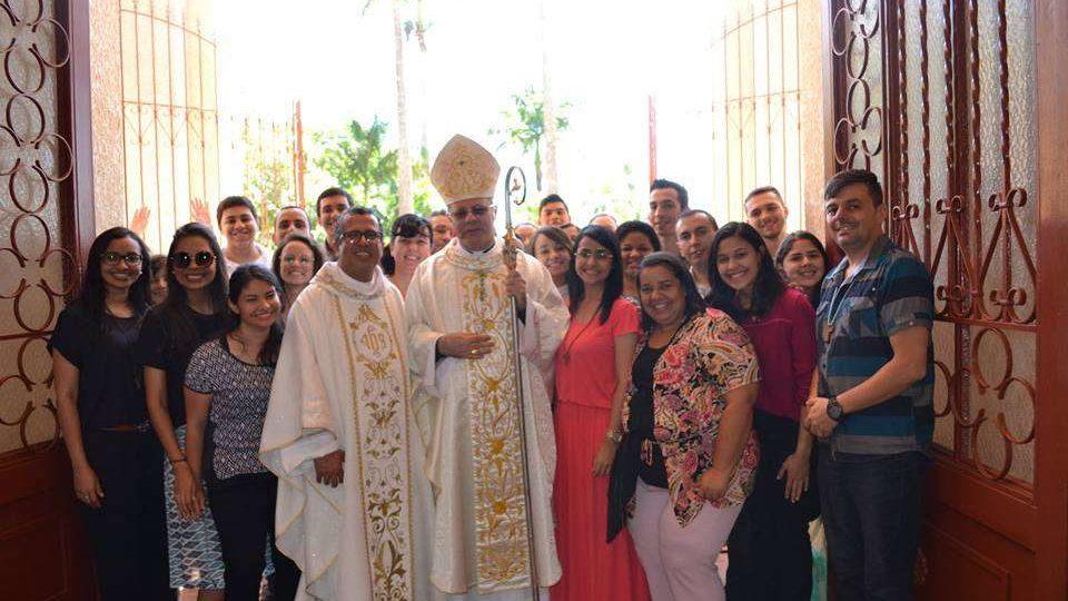 Dom Paulo celebra missa de Natal em Araraquara