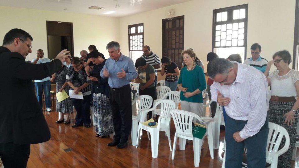 Encontro do Conselho Diocesano de Pastoral Ampliada