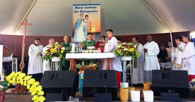 Ibitinga celebra Nossa Senhora dos Navegantes