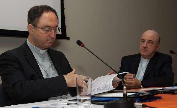 Sínodo dos bispos sobre Juventude na reunião do Consep