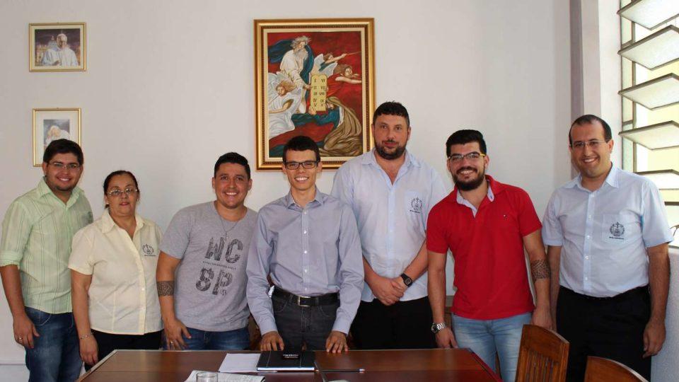 Diocese de São Carlos se prepara para o lançamento do novo site e o retorno da revista unidade.