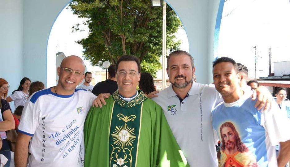 Padre Luiz Botelho é o novo Diretor Espiritual da SSVP da Diocese de São Carlos