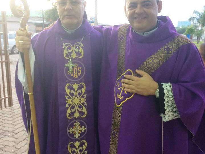 Paróquia São Francisco de Assis de Ibaté recebe Padre Julio Cezar Bueno