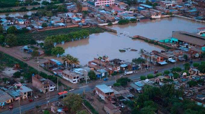 #PrayforPeru: Cáritas lança campanha de emergência após El Niño causar desastres no Peru