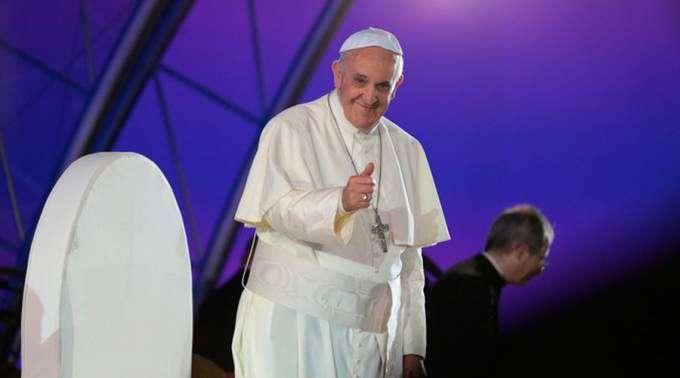 TEXTO: Mensagem do Papa Francisco para a Jornada Mundial da Juventude 2017