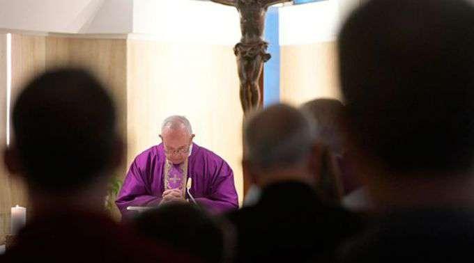 Papa Francisco: O confessionário não é uma lavanderia, é preciso sentir vergonha