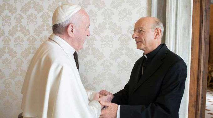 """Papa pede a Opus Dei que priorize a evangelização da """"periferia"""" do mundo profissional"""