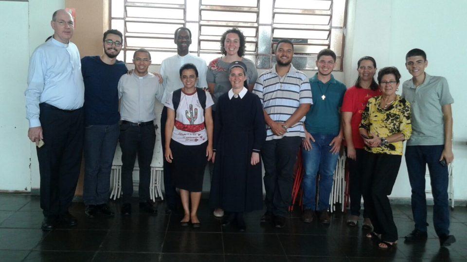 Reunião da Pastoral Vocacional Sub Região  de Campinas