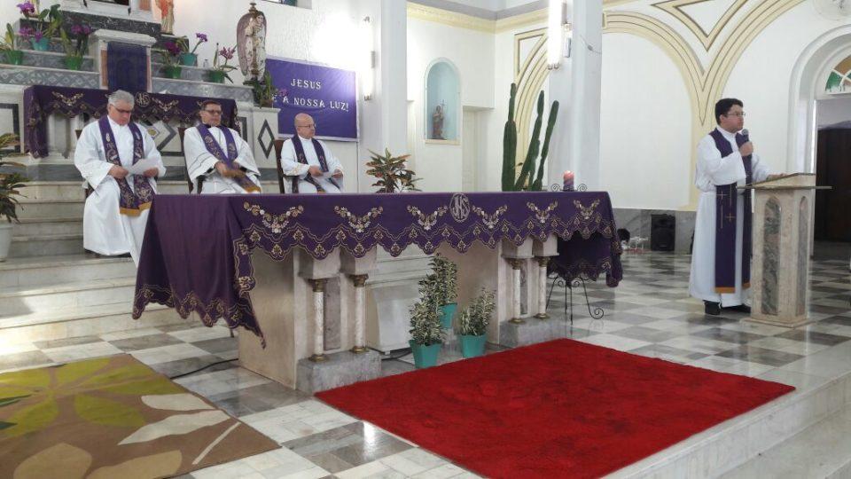 Profissão de Fé e Juramento de Fidelidade dos Vigários Gerais