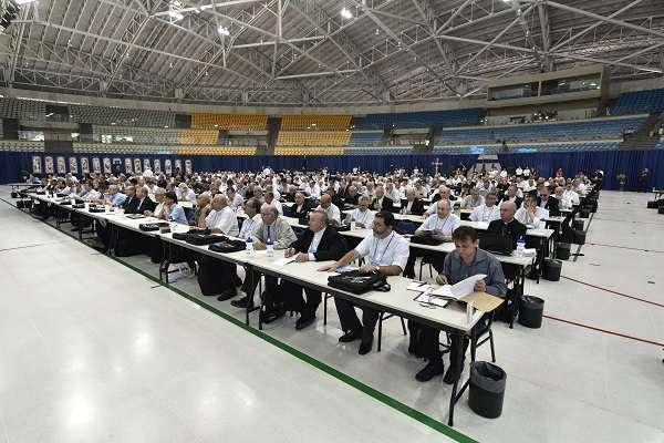 Episcopado brasileiro aprofunda o tema iniciação à vida cristã na 55ª Assembleia Geral da CNBB