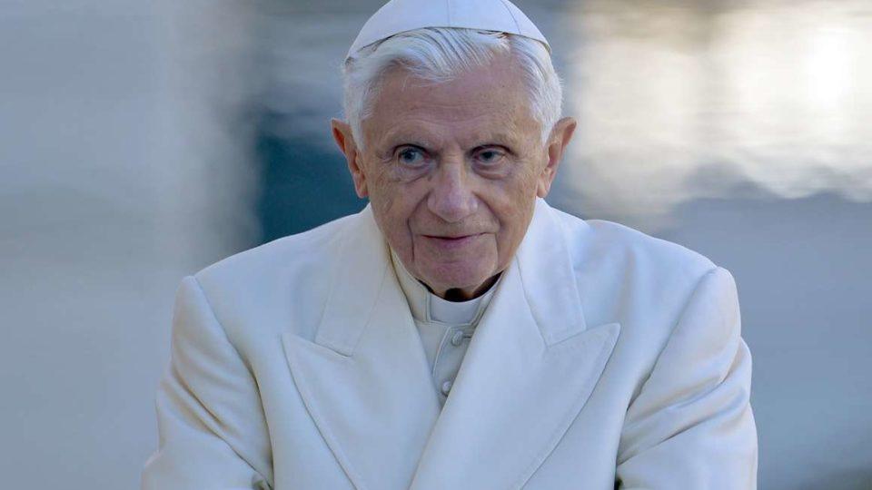 Aniversário Natalício de nosso Papa emérito Bento XVI