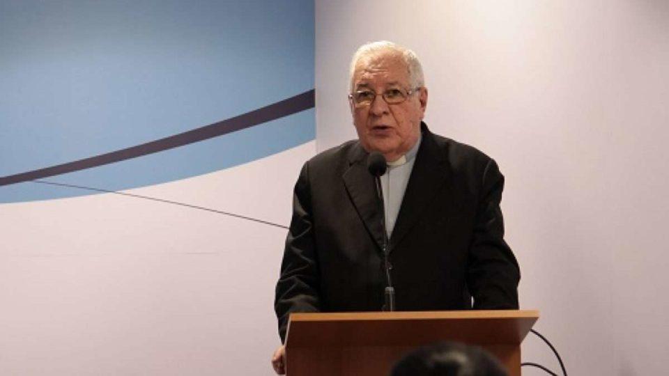 """Dom Geraldo Lyrio: """"A posição da Igreja não é de tomar como bandeira sua, alguma bandeira defendida por este ou por aquele grupo"""""""
