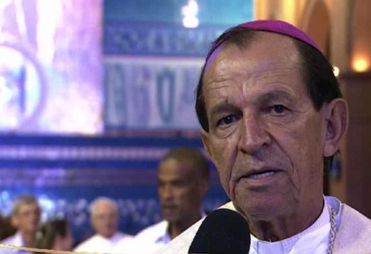 Mensagem de Dom Paulo Sérgio Machado, Bispo Emérito, à Diocese de São Carlos
