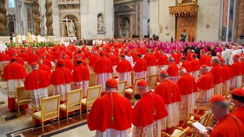 Papa Francisco anuncia a criação de novos Cardeais