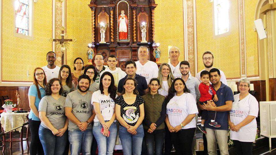 Diocese comemora 51º Dia Mundial das Comunicações